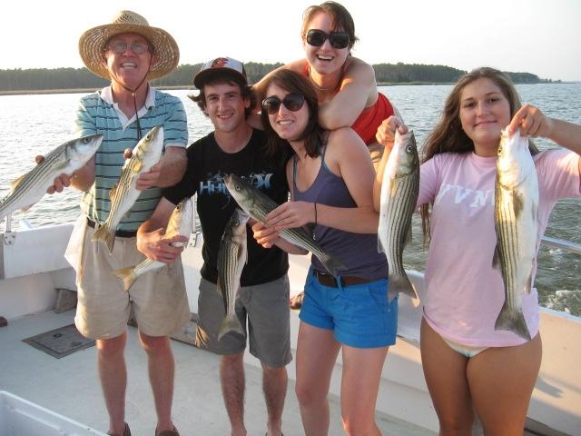 Maryland fishing report chesapeake bay fishing report for for Chesapeake bay fishing report