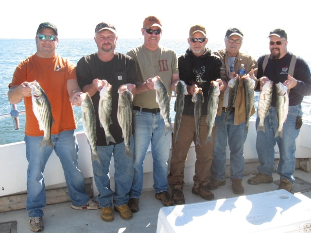 Maryland fishing report chesapeake bay fishing report for for Md fishing charters
